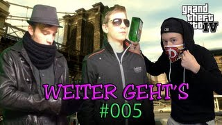 Let's Play Together: GTA IV Episodes from Liberty City MP - Weiter geht's! #005 [Deutsch]