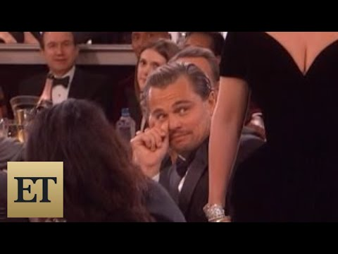 Leonardo DiCaprio's Reaction to Lady Gaga's Golden Globes Win is Absolutely Priceless