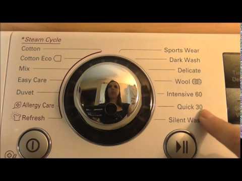 LG True Steam Direct Drive Washing Machine (F14A7FDSA) Review