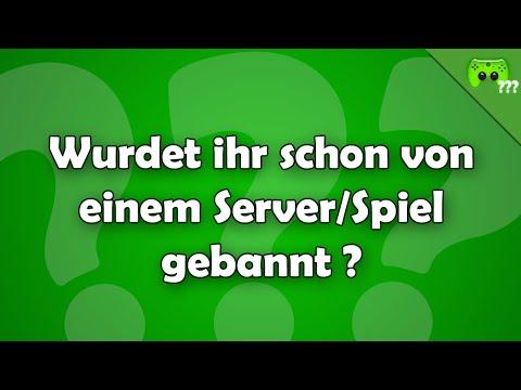 Wurdet ihr schon von einem Server/Spiel gebannt ? - Frag PietSmiet ?!