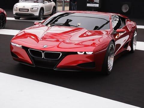 BMW M1 Hommage au Festival Automobile International 2015