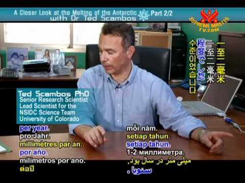A Closer Look at the Melting of the Antarctic with Dr. Ted Scambos (2/2)