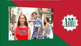 Luyện nghe nói tiếng Đức A1-A2-B1-B2