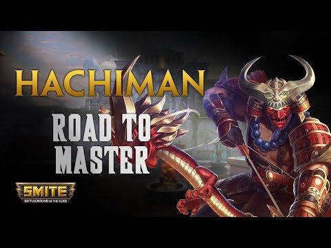 SMITE! Hachiman, Pero que esta pasandoooo?! Road To Master Conquest S5 #9