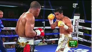 Carlos Molina vs Cornelius Bundrage