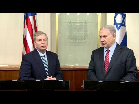 PM Netanyahu's meeting with US Senator Lindsey Graham