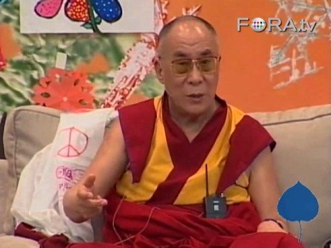 The Dalai Lama - Capitalism, Socialism, and Income Inequality