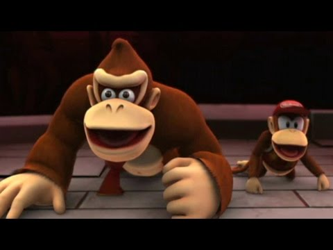 Donkey Kong Country Returns - All K-Levels