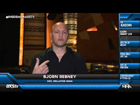 Bjorn Rebney Says You Will See the Best Tito and Rampage Youve EVER Seen