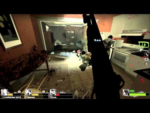 Обзор на игру Left 4 Dead 2
