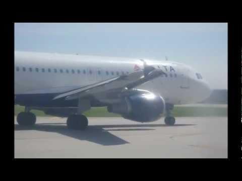 Delta Connection flight from Appleton to Minneapolis on CRJ200 (Full Flight)