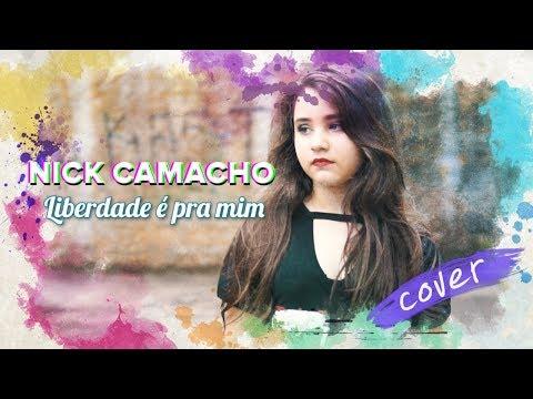 Liberdade é pra mim - Nicole Camacho (Cover)