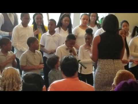 Hang On - GEI (UFWC Youth Choir) - United Fellowship WC