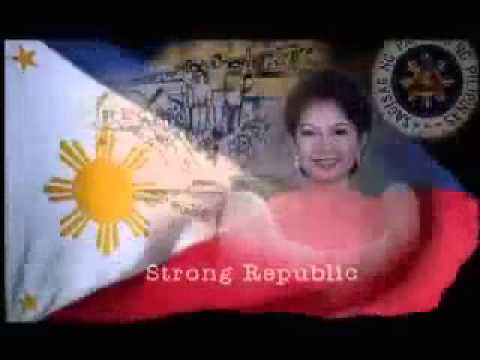 Philippine National Anthem (produced by PCSO, PIA and OPS)