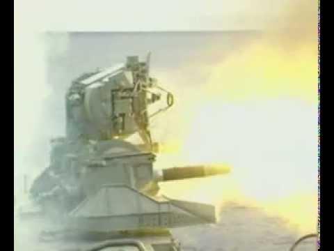 Gatling Gun - 9M88 Kortik Kashtan - Russian CIWS