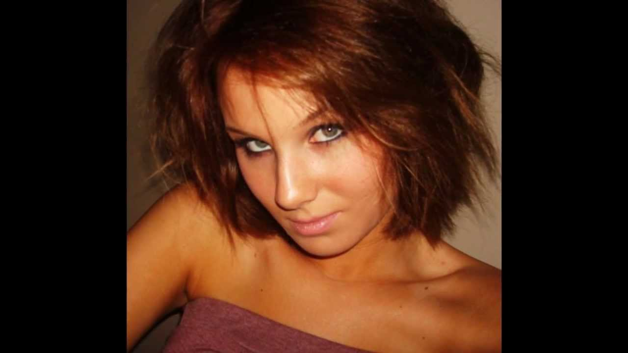 sexy short hairstyles - YouTube