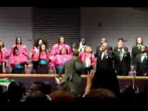 Psalms (City of Refuge) performs at 2014 Hezekiah Walker Choir Fest