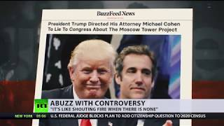 Explosive BuzzFeed report alleges Trump told Cohen to lie to Congress