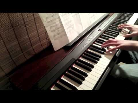 Guilty Crown - EGOIST - Euterpe ~Silence~ & Departures ~Blessing~ FULL VERSION- Piano Solo