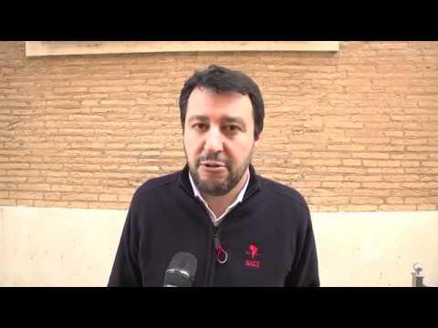 Salvini, Alfano  calamità naturale come poche in passato