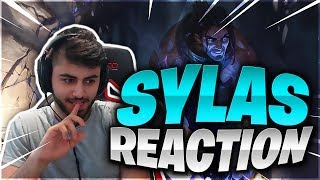 Streamers React to Sylas (Yassuo, Hashinshin, IWillDominate, Gore, RTO)