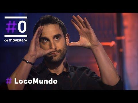 LocoMundo: Dani Rovira y el astrolito como Tomelloso  #LocoMundo28 | #0