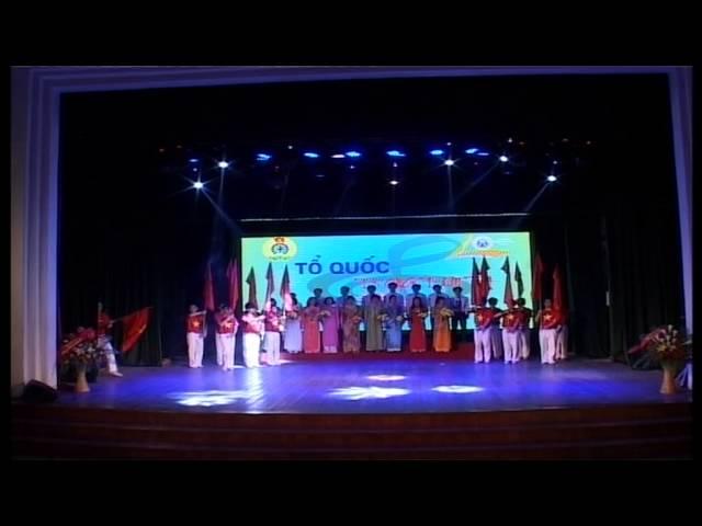 Việt Nam ơi mùa xuân đến rồi - Khoa Công nghệ điện tử thông tin