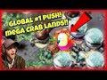 TRIBAL MEGA CRAB RISES! :: Global #1 Push :: Stages 1-38 :: Boom Beach MP3