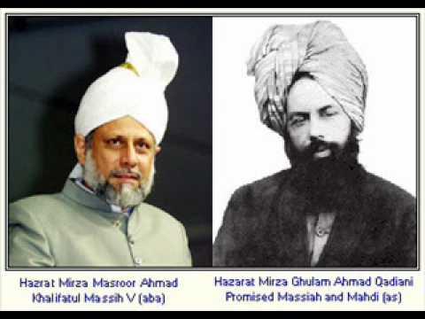 Ahmadiyya Nazm Har taraf fikr ko
