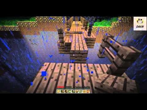 Карта Skygrind Survival для Minecraft 1.8 » Все для ...