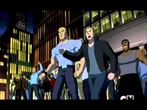 Young Justice - Artemis - Broken Angel video
