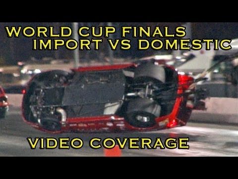 World Cup Finals Import vs Domestic Video Coverage