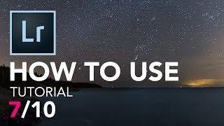 Lightroom tutorial 7/10 - Lens correction & Transform