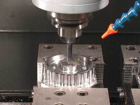 CNC Fräsen Milling