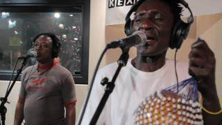 Sierra Leone's Refugee All Stars Video - Sierra Leone's Refugee All Stars - Muloma (Live on KEXP)