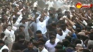 YS Jagan Receives Grand Welcome at Amadalavalasa Public Meeting - Watch Exclusive - netivaarthalu.com