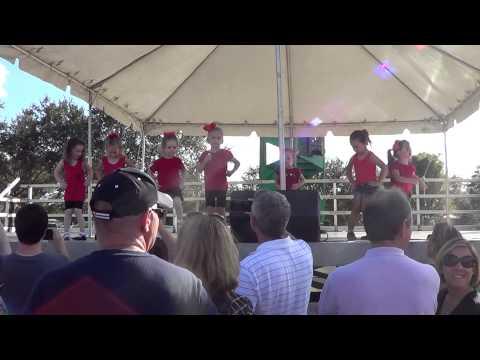 South Florida Cloggers - Junior Rock Stars - Shenandoah Festival