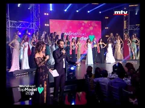 مغربية تفوز بمسابقة طوب موديل 2014
