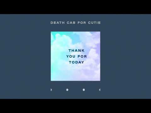 Death Cab for Cutie - Your Hurricane (Official Audio)