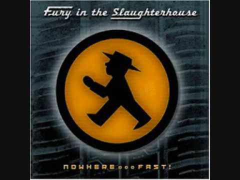 Fury In The Slaughterhouse - Ship of Fools