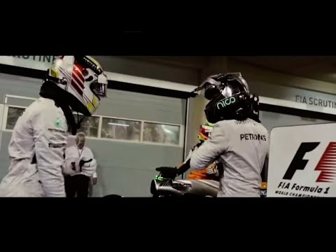 Nico Rosberg vs Lewis Hamilton