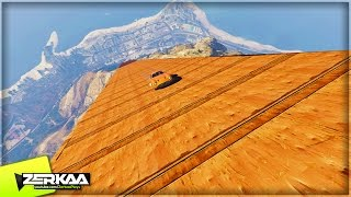 THE IMPOSSIBLE STAIRWAY | GTA 5 Funny Moments | E640 (GTA 5 PS4)