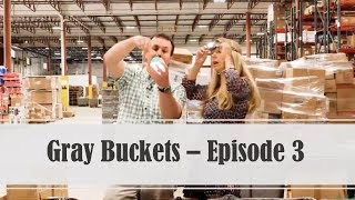 Renys: A Maine Adventure - Gray Buckets! Inaugural Edition