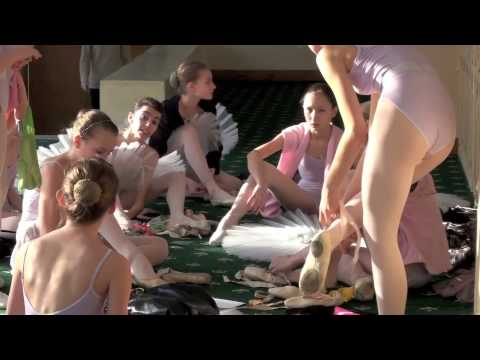 Ballet rehersal at Bolshoi ballet academy Music Videos