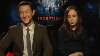 Who would Ellen Page perform Inception on?