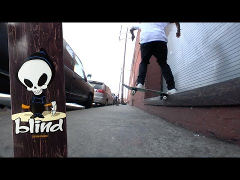 Kevin Romar - OG Reaper Series | Blind Skateboards