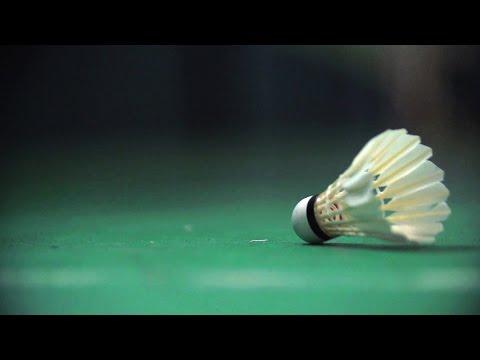 Birdie In Flight: The Science of Badminton