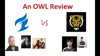 [Review] Fuel vs Dynasty + Thoughts on different coaching style in OWL