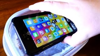 iPhone 6s Plus Drop Proof and Waterproof Case Tested! (Gearshield Sport - Gear Beast)
