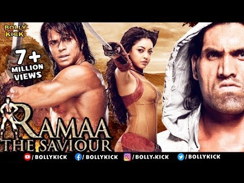 Ramaa The Saviour Full Movie | Hindi Movies 2018 Full Movie | Khali | Tanushree Dutta | Action Movie